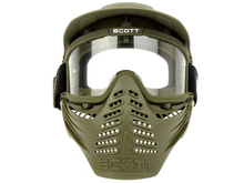 GZ9-0001 wholesale shooting glasses Full face paintball mask