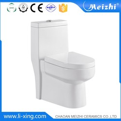 siphonic S-trap Roughing-in prefab bathroom toilet