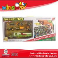 mini farm tractor die cast truck metal truck toy