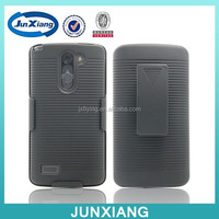 holster combo cases mobile phone cover mobile phone kickstand belt case for LG D311