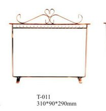 2012 Summer necklaces earring metal Jewery Display Stand