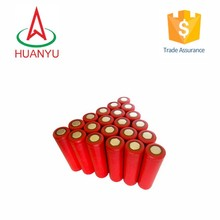1x18650 lithium rechargeable battery lithium ion battery 3.7v 1800mah