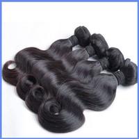 Peruvian Body Wave Virgin Remy Human Hair Weft 3 Bundles 300gram Black Hair Weaving