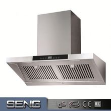Best Price Latest Great quality black island range hood with good offer