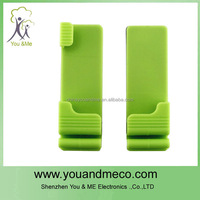 Adhesive Plastic Stand Fashion Mobile Stand for iPhone 4/4S Holder