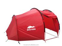 Dual-purpose camping tents