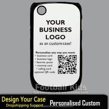 Gold supplier custom hard case hard shell cover for Blackberry 8250/9350 case mobile phone case dropshipping