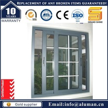 horizontal aluminum sliding window for roof