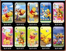 Wholesale PC Hard Plastic Water Transfer Printing Phone Case for Samsung Galaxy Gio S5660