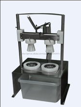 automatische Kürbis Slicing / Schneidemaschine, Ananas-Schneidemaschine