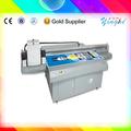 CE aprovado e alta tecnologia impressora UV digital de imprimir em papel grande de parede com seis aspersores