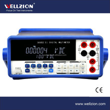 SA5052,True RMS,bench type digital multimeter,5 1/2 digits,scope digital multimeter