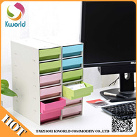 Fashion Designed plastic chest of drawers