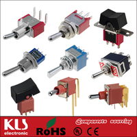 Good quality toggle switch 50 amp UL VDE CSA CE ROHS 38 KLS