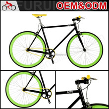 CE Approved single speed Racing bicycle Carbon fixie bike fixed gear bike