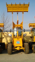 Engineering & Construction Machinery wheel loader for sale, earth-moving machinery radlader for farming and garden