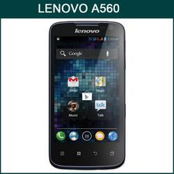 Original Brand New Dual SIM Quad Core 5 Inch Android 3G Smartphone Lenovo A560 lenovo phone mobile
