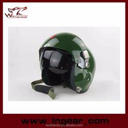 Top quality unique Motorcycle Helmet Pilot Helmet for sale Flight Helmet