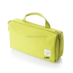 Travel Toiletry Bag Foldable Hanging Cosmetic Bag Organiser & Wholesale Waterproof Nylon Foldable Hanging Travel Toiletry Bag