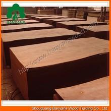 Black /Brown Poplar /Hardwood /Combi Core MR Glue Film Faced Plywood