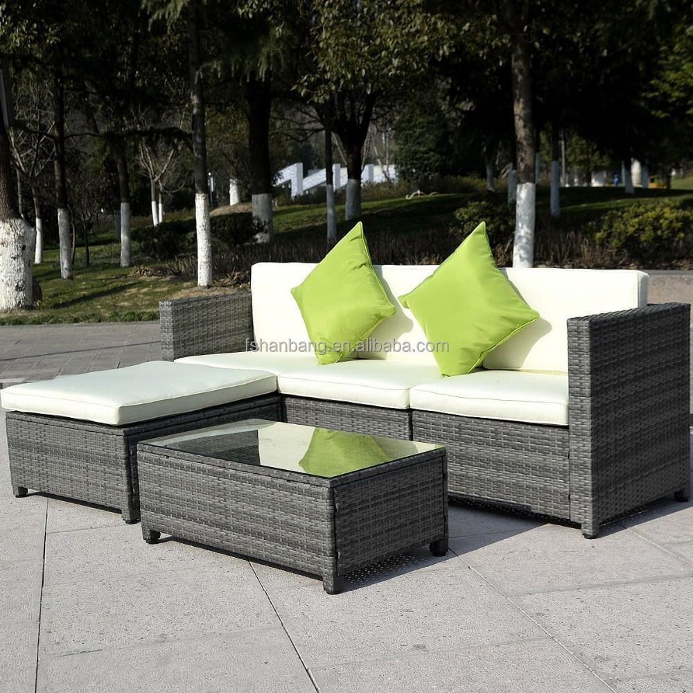 outdoor 5pcs rattan sofa set patio furniture buy patio