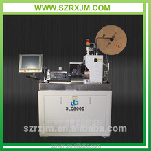 wire cutting stripping and crimping machine electric terminal crimping stripping cutting machine