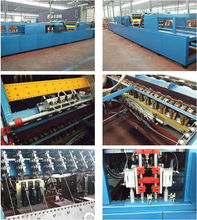 3d wire mesh board production line