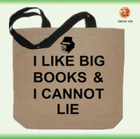 high quality customized eco canvas carry bag