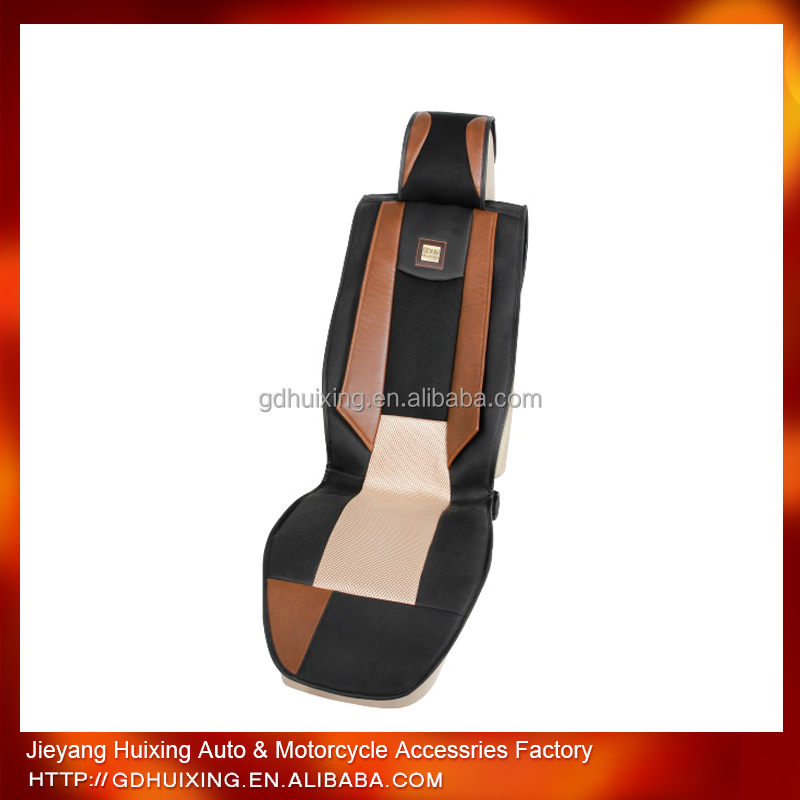 Universal Car Seat Cover Full Set Leather Car Seat Cover