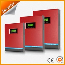 2015 Excellent Quality Competitive Price Solar Inverter 1kva -5kva 60AMPPT charge controller parallel function