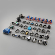 37-in-1 Sensor Module Kit for Arduin o (Works with Official Arduin Boards)