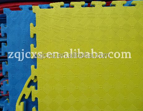 Thick Foam Sheet Interlocking Eva Foam Mat Kids Foam Play