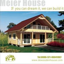 Modern Wooden House design DY-D-129