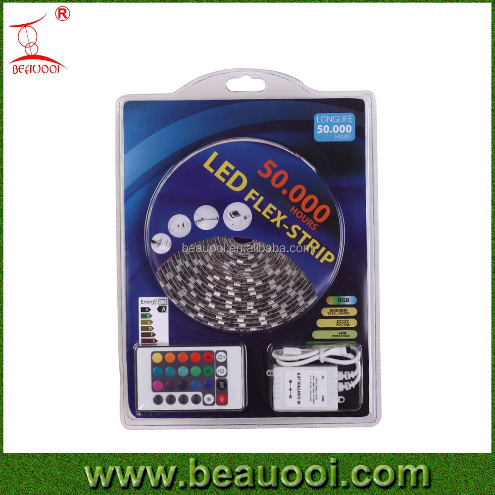 GOOD quality BEST prices soft rgb LED strip kit waterproof IP65 5050 led strip