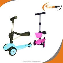 3 wheels mini kick scooter , children mini scooter