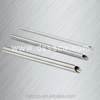 EN10312 welded stainless steel water pipe 304/304L/316L