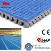 IAAF Approved Synthetic Prefabricated Rubber Athletic Track