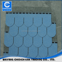 Roof tile/Asphalt roofing shingle (High quality, low cost)