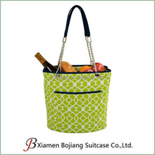 Green Great Fashion Cooler Tote bags for beach picnic
