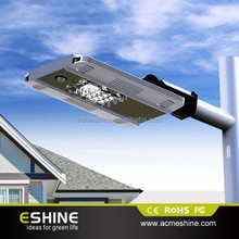 2015 new model high efficient all in one led solar street lights