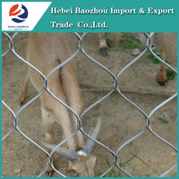 China Supplier Flexible Stainless Steel Wire Mesh Mink Cage