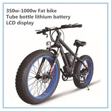 fat tire hybrid electric bicycle bike fat tire made in China