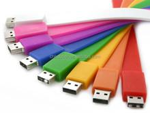 Cheap silicone bracelet bulk 1gb usb flash drives