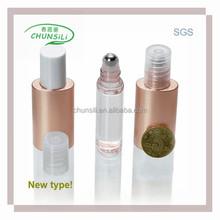 CLEAR LIP GLOSS PET ROLL ON BOTTLE 6ml engine oil plastic bottle