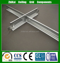 Exposed Type Suspended Ceiling T Grid / Hot Sales Ceiling Beams