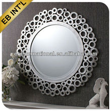 1-6mm clear float Sliver Mirror glass with water-proof coating, decorative silver mirror