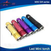 AAA Mini led flashlight for Gift