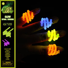 Wholesale Promotional gifts rotating light ring hot sale concert bar glow stick