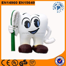 2015 Hot Sale Advertising Giant Inflatable Tooth