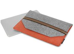 New For Macbook Wool Felt laptop sleeve 13'' Laptop bag, China Supplier